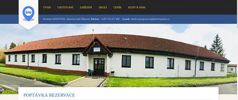 Penzion Janovice